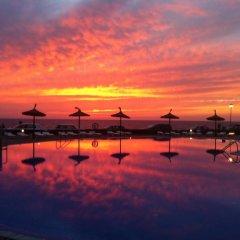 Отель HYB Sea Club Испания, Кала-эн-Бланес - отзывы, цены и фото номеров - забронировать отель HYB Sea Club онлайн пляж
