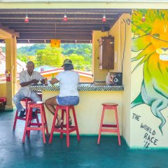Reggae Hostel Ocho Rios питание фото 2