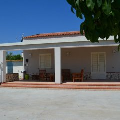 Отель Villa With 2 Bedrooms in Floridia, With Private Pool, Enclosed Garden and Wifi - 12 km From the Beach Флорида фото 19