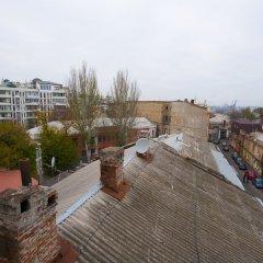Гостиница Vorontsov Appartments балкон
