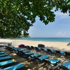 Отель Andaman White Beach Resort Таиланд, пляж Банг-Тао - 3 отзыва об отеле, цены и фото номеров - забронировать отель Andaman White Beach Resort онлайн пляж фото 2