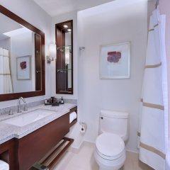 Отель Guyana Marriott Hotel Georgetown Гайана, Джорджтаун - отзывы, цены и фото номеров - забронировать отель Guyana Marriott Hotel Georgetown онлайн ванная