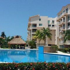 Отель Seaside Condo by Solymar бассейн фото 3
