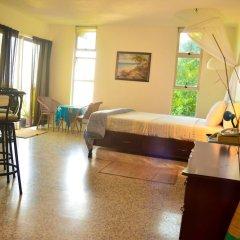 Отель Crystal Beach Studio Ямайка, Монтего-Бей - отзывы, цены и фото номеров - забронировать отель Crystal Beach Studio онлайн комната для гостей фото 4