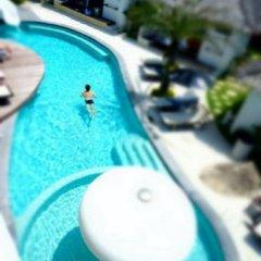 Отель Lazy Days Samui Beach Resort спортивное сооружение