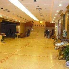 Suzhou Jinlong Huating Business Hotel интерьер отеля фото 2