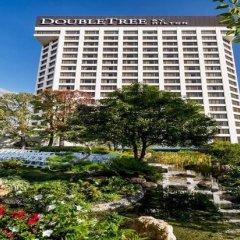 Отель Doubletree by Hilton Los Angeles Downtown США, Лос-Анджелес - 8 отзывов об отеле, цены и фото номеров - забронировать отель Doubletree by Hilton Los Angeles Downtown онлайн фото 2