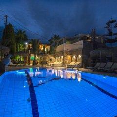 Отель Polydefkis Apartments Греция, Остров Санторини - отзывы, цены и фото номеров - забронировать отель Polydefkis Apartments онлайн фото 16
