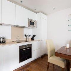 Апартаменты Tavistock Place Apartments Лондон в номере