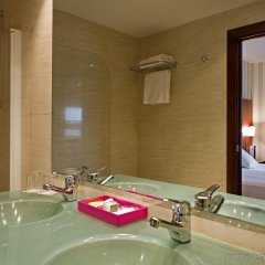 Отель Zenit Coruña ванная фото 2