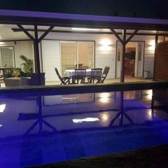 Отель Villa Oasis бассейн фото 2