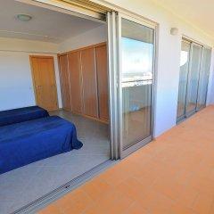 Отель Oceano Atlantico Apartamentos Turisticos Португалия, Портимао - отзывы, цены и фото номеров - забронировать отель Oceano Atlantico Apartamentos Turisticos онлайн балкон