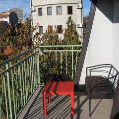 Апартаменты Apartment S Белград балкон