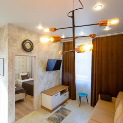 Апартаменты More Apartments na Tsvetochnoy 30 (1) Сочи комната для гостей фото 3