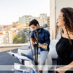 Отель Hf Fenix Music Лиссабон спа фото 2