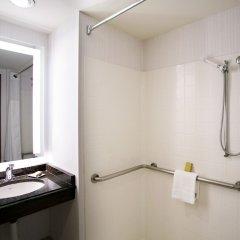 Отель Hilton Minneapolis/Bloomington США, Блумингтон - отзывы, цены и фото номеров - забронировать отель Hilton Minneapolis/Bloomington онлайн ванная