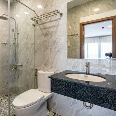 Отель Emerald Central ванная фото 2