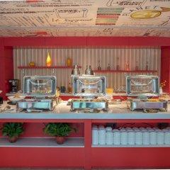 Отель ibis Xi'an North Second Ring Weiyang Rd Hotel Китай, Сиань - отзывы, цены и фото номеров - забронировать отель ibis Xi'an North Second Ring Weiyang Rd Hotel онлайн фото 7