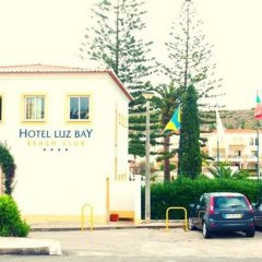 Luz Bay Hotel парковка