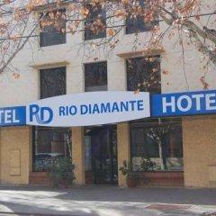 Hotel Río Diamante Сан-Рафаэль парковка
