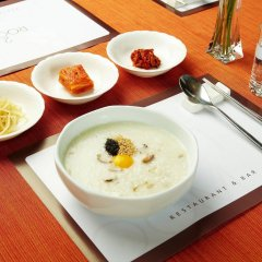 New Seoul Hotel питание фото 2