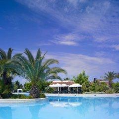 Отель Hyatt Regency Thessaloniki бассейн