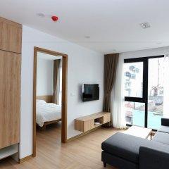 Отель NYT Home Cau Giay комната для гостей фото 5