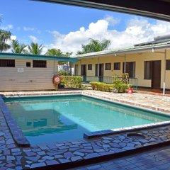Grand Melanesian Hotel бассейн фото 2
