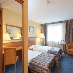Отель Scandic Wroclaw 4* Стандартный номер с различными типами кроватей фото 7