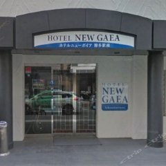 Hotel New Gaea Hakata-eki Minami банкомат