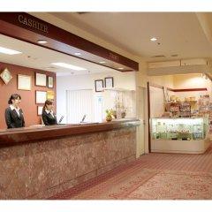 Отель New Tanda Нагасаки интерьер отеля