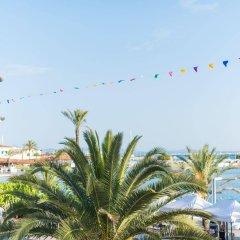 Отель Hostal Vista Alegre пляж фото 2