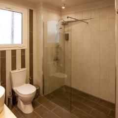 Отель Dynasta Central Suites ванная фото 2