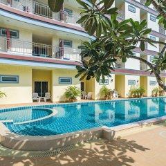 Отель Smile Residence Таиланд, Бухта Чалонг - 2 отзыва об отеле, цены и фото номеров - забронировать отель Smile Residence онлайн бассейн фото 2