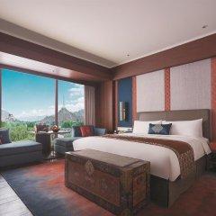 Shangri La Hotel Lhasa комната для гостей