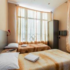 Отель Привет Москва комната для гостей фото 7