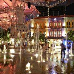 Отель Sofitel So Singapore гостиничный бар