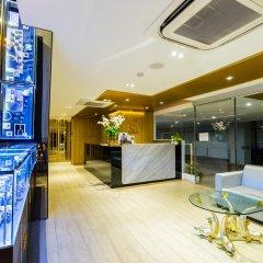 Samran Place Hotel интерьер отеля