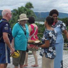 Отель Savusavu Hot Springs Hotel Фиджи, Савусаву - отзывы, цены и фото номеров - забронировать отель Savusavu Hot Springs Hotel онлайн спа