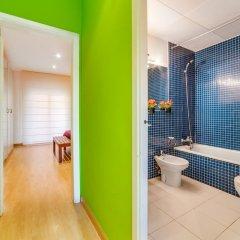 Отель Apartamento Vivalidays Pablo Испания, Бланес - отзывы, цены и фото номеров - забронировать отель Apartamento Vivalidays Pablo онлайн ванная фото 2