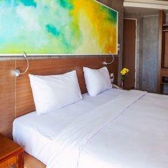 B2 Sea View Pattaya Boutique & Budget Hotel сейф в номере фото 2