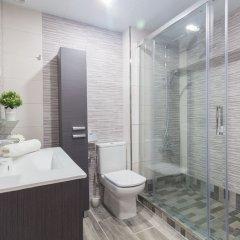 Отель Bertur Arquus Испания, Салоу - 1 отзыв об отеле, цены и фото номеров - забронировать отель Bertur Arquus онлайн ванная фото 2