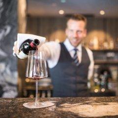 Hotel Bad Fallenbach Горнолыжный курорт Ортлер гостиничный бар