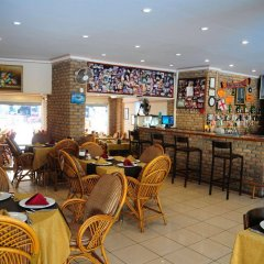 Han Deluxe Hotel гостиничный бар
