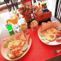 Отель Anantra Pattaya Resort by CPG питание фото 2