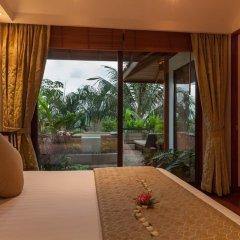 Отель Ayara Hilltops Boutique Resort And Spa Пхукет балкон