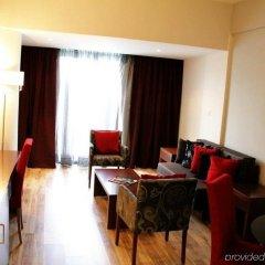 Отель Crystal Springs Beach Hotel Кипр, Протарас - 13 отзывов об отеле, цены и фото номеров - забронировать отель Crystal Springs Beach Hotel онлайн комната для гостей фото 5