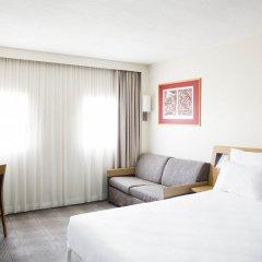 Отель Novotel Toulouse Purpan Aéroport Франция, Тулуза - отзывы, цены и фото номеров - забронировать отель Novotel Toulouse Purpan Aéroport онлайн комната для гостей фото 2