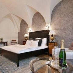 Отель U Suteru Чехия, Прага - отзывы, цены и фото номеров - забронировать отель U Suteru онлайн комната для гостей фото 5