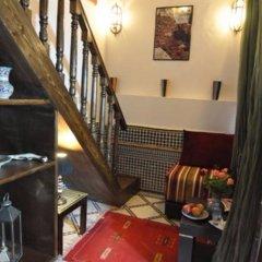 Отель Riad Adarissa Марокко, Фес - отзывы, цены и фото номеров - забронировать отель Riad Adarissa онлайн питание